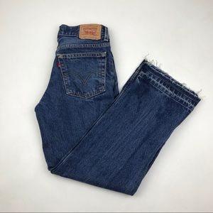 Vintage LEVI'S 550 High Waisted Wedgie Jeans